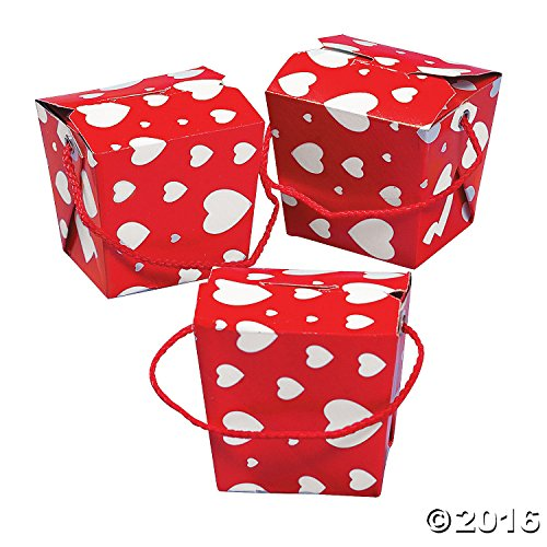 Valentine Boxes - Gift Bags and Goody Bags