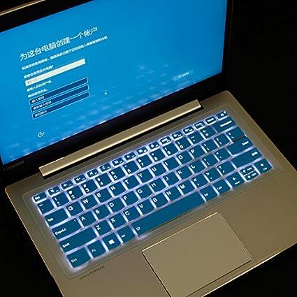 Leze - Ultra Thin Keyboard Cover Protector for Lenovo Yoga 720 12 5'',Yoga  720/730 13'',Yoga 920 14'',Yoga C930,ideapad 720s 13