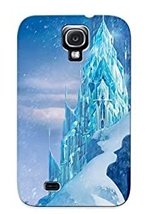 For Galaxy S4 Fashion Design Frozen Case-JGBaokh2977FFDeL / Cover Specially Made For Thanksgiving Day's Gift