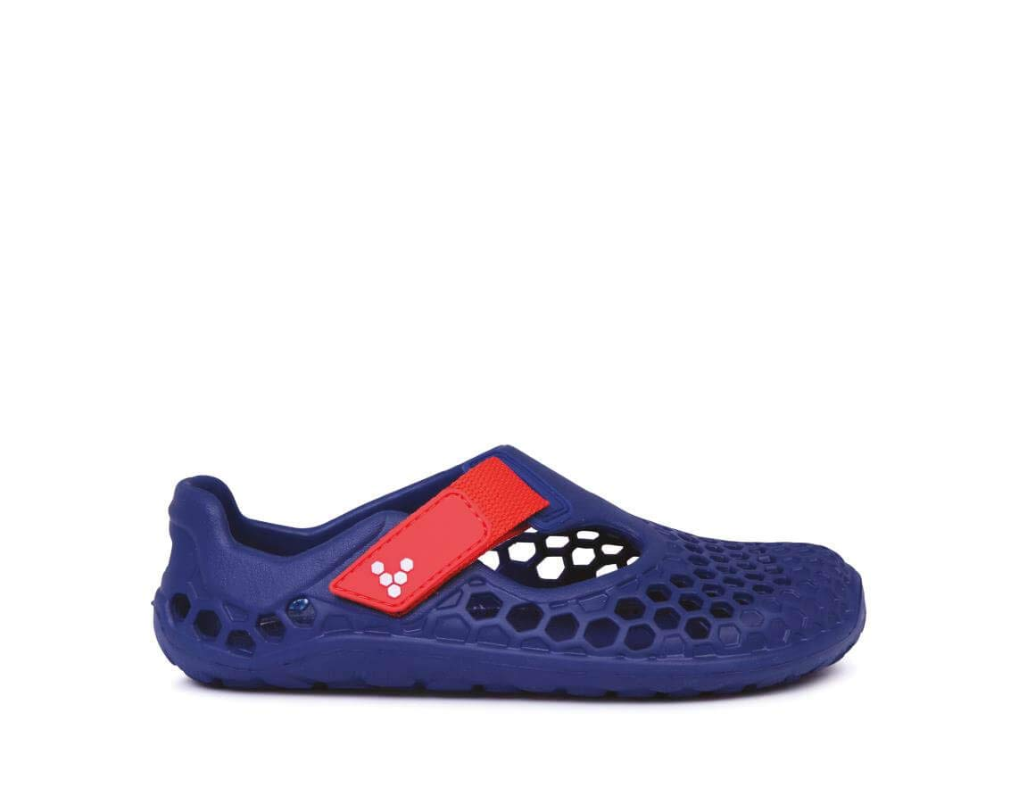 Vivobarefoot Boys Ultra Kid's Watersports Shoe Walking, Navy, 31 D EU Little (13 US)