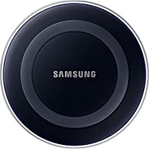 Samsung Wireless Charger Pad, International Version for Samsung Galaxy S7 / S7 Edge - Black