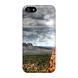Cute High Quality Iphone 5/5s Rocks Of Sedona Case