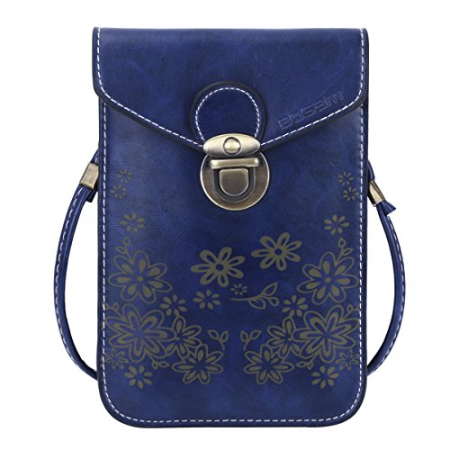 V SHOW Passport Holder (Blue) - 1