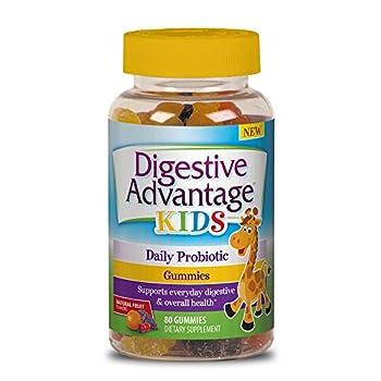 Digestive Advantage Kids Daily Probiotic Gummies, 80 Count 0