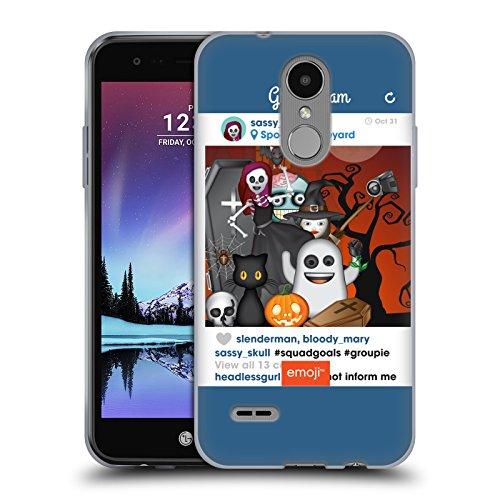 Official Emoji Squad Goals Halloween Parodies Soft Gel