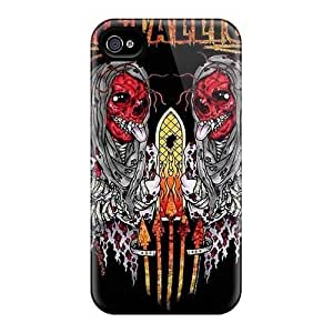 Forever Collectibles Mayhem Band Hard Snap-on Iphone 4/4s Case