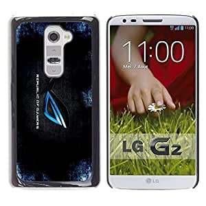 Impact Case Cover with Art Pattern Designs FOR LG G2 ROG Gamers Betty shop
