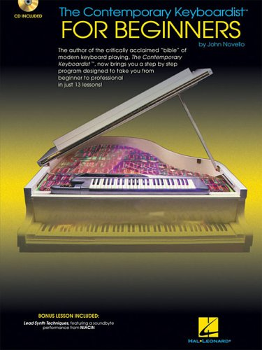 Download The Contemporary Keyboardist for Beginners pdf