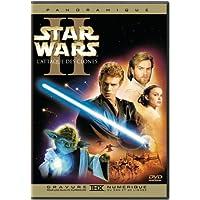 Star Wars: Episode II - L'Attaque des Clones / Attack of the Clones (Widescreen) (Quebec Version) (Bilingual)