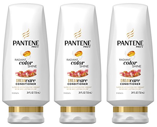 Pantene Pro-V Color Revival Conditioner, 24 FL OZ (Pack of 3)