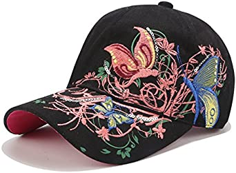 White Daisies Gift Lightweight Unisex Baseball Caps Adjustable Breathable Sun Hat for Sport Outdoor