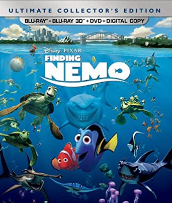 Finding Nemo (Five-Disc Ultimate Collector's Edition: Blu-ray 3D/Blu ...