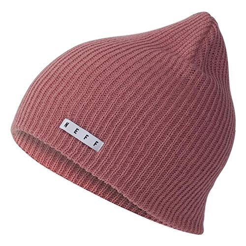 NEFF Men's Daily Beanie, Rosewood, One Size from NEFF