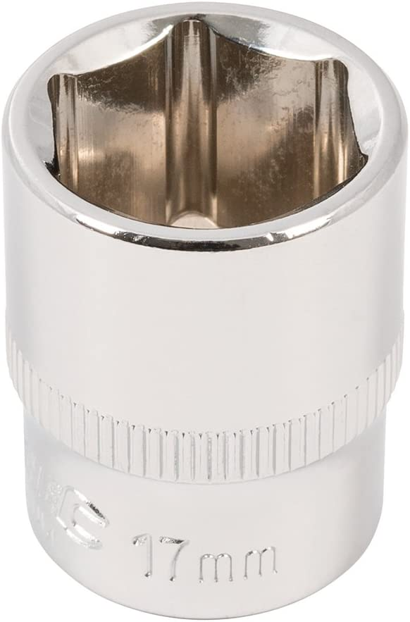 Silverline 818672 Socket Drive Metric 3//8-inch