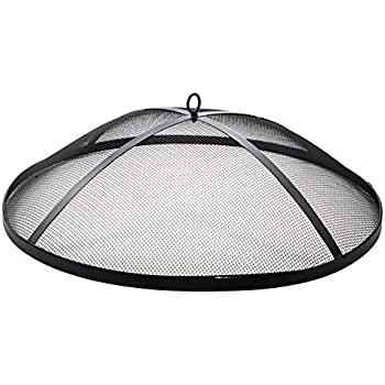 Amazon.com : Easy Access Fire Pit Spark Screen Size: 28 ...