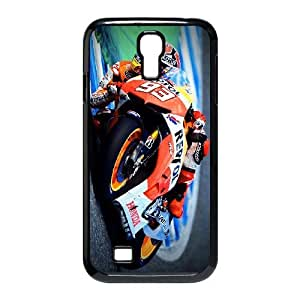 Samsung Galaxy s4 9500 Black Cell Phone Case Marc Marquez Cell Phone Cases