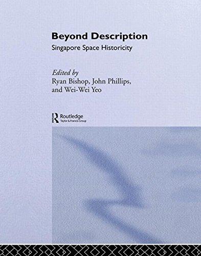 Beyond Description: Singapore Space Historicity (Architext)