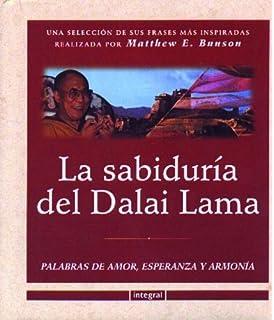 La Sabiduria del Dalai Lama (Spanish Edition)