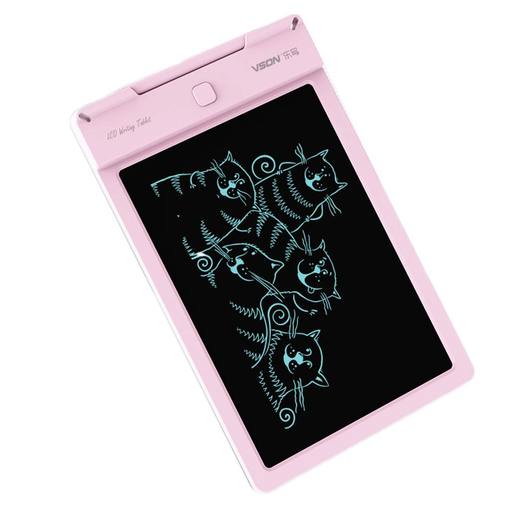 9 Inch Lcd Tablet Electronic Lcd Children'S Drawing Board Office Note Board by LZSECSOE