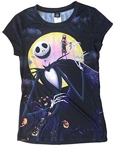 Price comparison product image Disney Minnie Mouse Show Women Junior Cut Fashion Top 2018 T Shirt Gray Pink (X-Large)