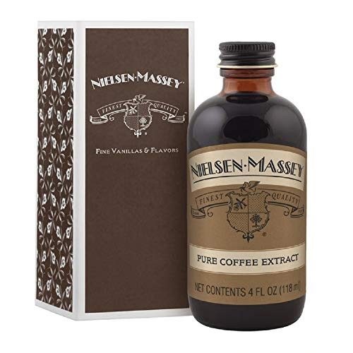 Nielsen-Massey Pure Coffee Extract, with Gift Box, 4 ounces (Massey Pure Orange Extract)