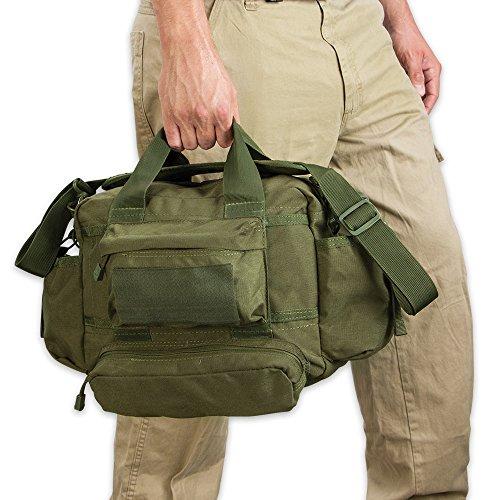 Tactical Response Bag -Black