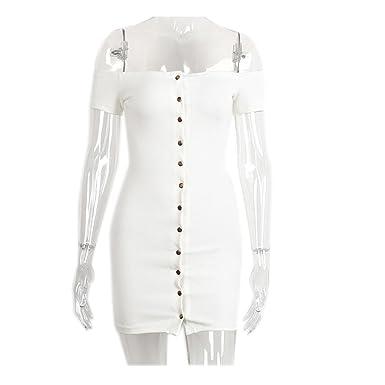 CindyCI camisa de algodão mulheres curtas do vintage dress fora do ombro verão dress NEW partido