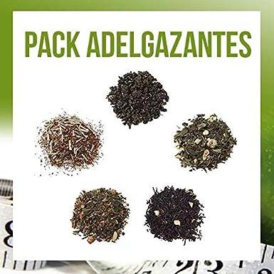 Aromas de Té - Pack Té Deportistas contiene Té Pu Erh Oasis + Té ...