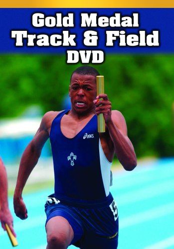 Gold Medal Track & Field DVD: Sprints, Hurdles, and Relays, Middle and Long Distances, Jumps, and Throws by Human Kinetics, Inc.