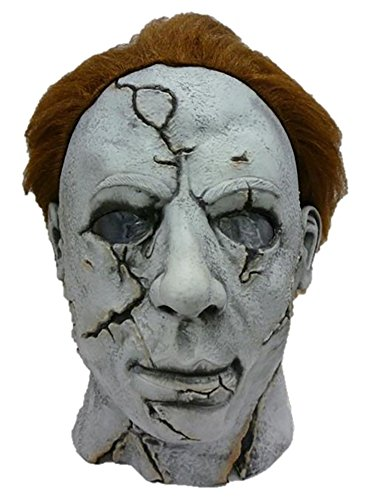 OEM Mike Myers Mask Halloween Latex Replica Party Costume Michael