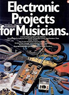 Guitar player presents do it yourself projects for guitarists craig electronic projects for musicians solutioingenieria Images