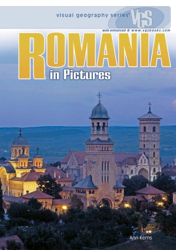 Romania In Pictures (Visual Geography Series)