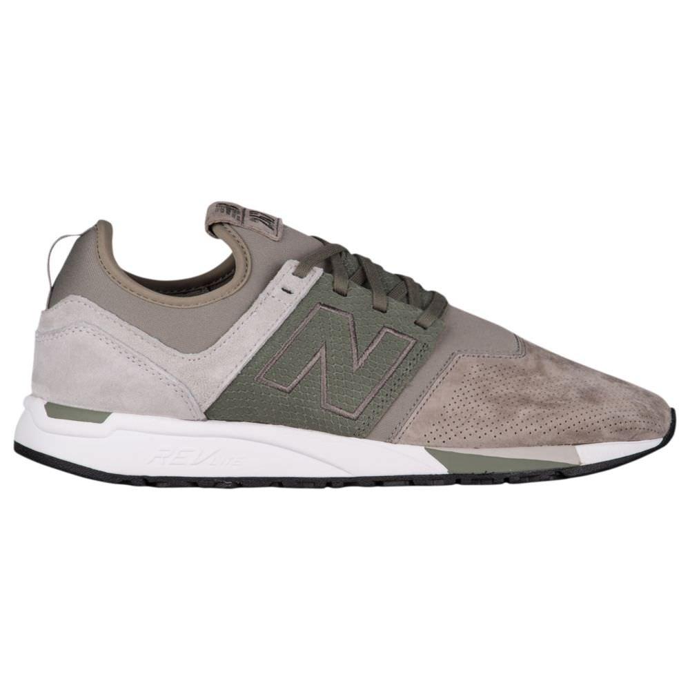 New Balance Herren 247 Classic Mesh Sneaker  42.5 EU|Silber