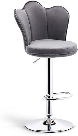 QQXX ?Tabouret de Bar Moderne avec Chaise Haute, Coussin en