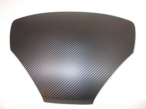 Topcase Cover f/ür Universal Topcase 48 Liter SH48 Top Case carbon-look