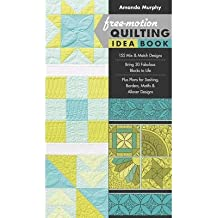 155 Mix & Match Designs Bring 30 Fabulous Blocks to Life Plus Plans for Sashing Free-Motion Quilting Idea Book (Paperback) - Common