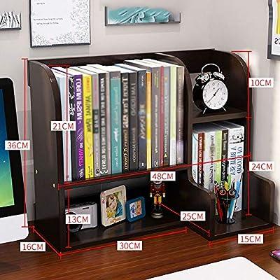 Librería de escritorio de madera pequeña Mesa de niño pequeño ...