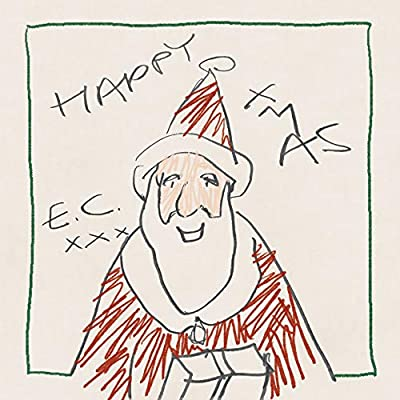 Eric Clapton - Clapton, Eric - Happy Xmas 45 RPM