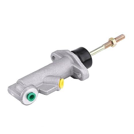 Acouto Aleación de Aluminio Cilindro Maestro del Embrague del Freno del Coche 0.75 Orificio Remoto Freno