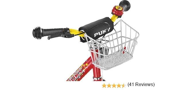 Puky LK Z Cesta para Manillar de Bicicleta, Plata: Amazon.es ...