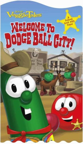 Welcome to Dodge Ball City! (Veggietales): Amazon.es: Eddy ...