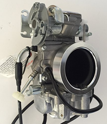 mikuni hs40 air intake adapter for enabling the fitting of
