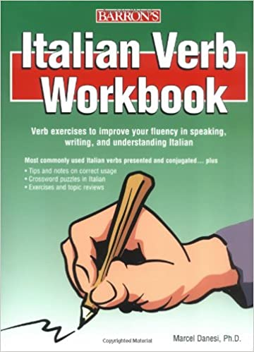 Amazon.com: Italian Verb Workbook (9780764130243): Marcel Danesi ...