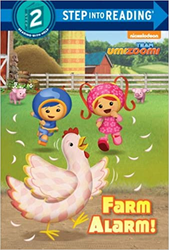 Farm Alarm! (Team Umizoomi) (Step into Reading)
