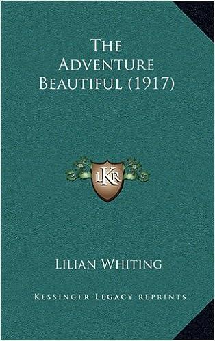 Book The Adventure Beautiful (1917)