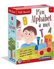 Clementoni Petit Savant-Mon alfabet, 52366, meerkleurig
