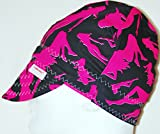 Comeaux-Caps-2000E-Pink-Silhouette-one-size-fits-most