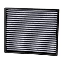 K&N VF2006 Washable & Reusable Cabin Air Filter Cleans and Freshens Incoming Air for your Chevrolet, Pontiac, Saturn