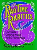 img - for Ragtime Rarities (Dover collections for the piano) book / textbook / text book