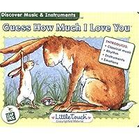 Libro educativo LeapFrog LittleTouch LeapPad: adivina cuánto te quiero